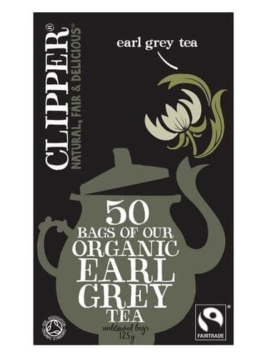 Clipper Organic Fairtrade Earl Grey